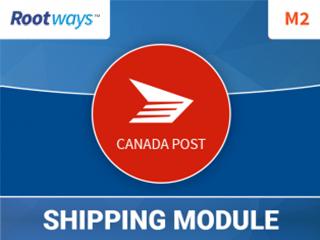Canada Post Shipping Module