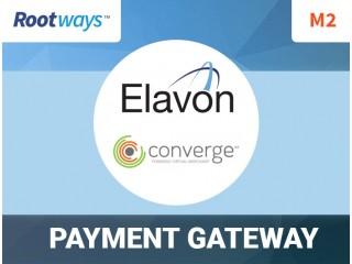 Elavon/Converge Payment Module