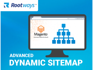 Magento Sitemap Extension